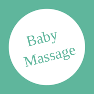 baby massage button